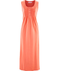 bpc bonprix collection Shirt-Kleid ohne Ärmel in rot von bonprix