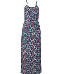 BODYFLIRT Maxi Kleid in blau von bonprix