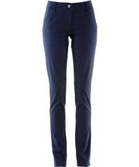 bpc bonprix collection Winter-Chinohose in blau für Damen von bonprix