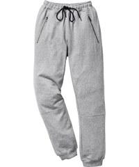 RAINBOW Sweathose Slim Fit in grau für Herren von bonprix