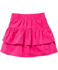 bpc bonprix collection Volantrock, Gr. 80/86-128/134 in pink für Mädchen von bonprix