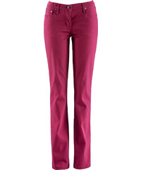 bpc bonprix collection Stretchhose, Normal in pink für Damen von bonprix