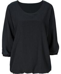 BODYFLIRT Shirtbluse 3/4 Arm in schwarz für Damen von bonprix