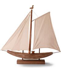 Home Collection Tischlampe Segelboot in braun von bonprix