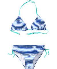 bpc bonprix collection Bikini Mädchen (2-tlg Set) in blau für Mädchen von bonprix