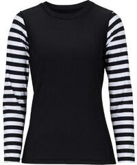 bpc bonprix collection Badeshirt in schwarz für Damen von bonprix
