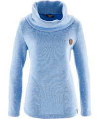 bpc bonprix collection Sweatshirt langarm in blau für Damen von bonprix