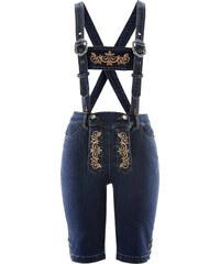 bpc bonprix collection Trachtenjeans mit Trägern in schwarz für Damen von bonprix