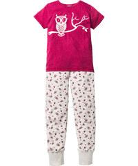 bpc bonprix collection Pyjama (2-tlg. Set) in pink für Mädchen von bonprix