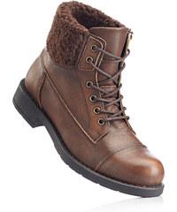 bpc bonprix collection Lederstiefel in braun für Herren von bonprix
