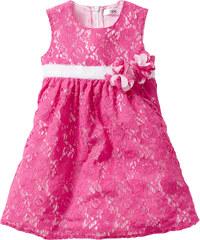 bpc bonprix collection Kleid in pink (Rundhals) von bonprix