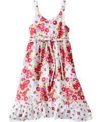 bpc bonprix collection Kleid ohne Ärmel in weiß (Rundhals) von bonprix