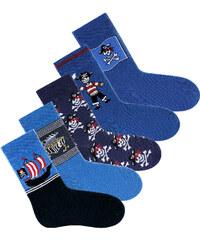 GO IN Socken (5er-Pack) in blau für Babys von bonprix