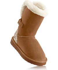 bpc bonprix collection Stiefel in braun für Mädchen von bonprix