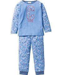 bpc bonprix collection Pyjama (2-tlg. Set) in blau für Mädchen von bonprix