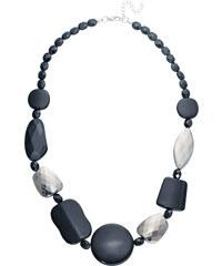 bpc bonprix collection Kette mit facettierten Steinen in schwarz für Damen von bonprix