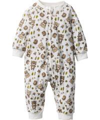 bpc bonprix collection Baby Overall Bio-Baumwolle in weiß von bonprix