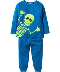 bpc bonprix collection Schlafanzug mit Halloween-Motiv in blau für Jungen von bonprix