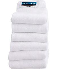 GO IN Sportsocken (6er-Pack) in weiß von bonprix