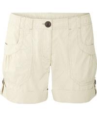 BODYFLIRT Shorts in weiß für Damen von bonprix