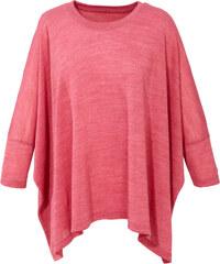 BODYFLIRT Pullover 3/4 Arm in rot (Rundhals) für Damen von bonprix