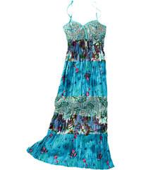 bpc bonprix collection Kleid ohne Ärmel in blau von bonprix