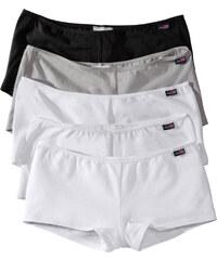 bpc bonprix collection Hipster (5-pack) in schwarz für Damen von bonprix