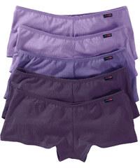 bpc bonprix collection Hipster (5-pack) in lila für Damen von bonprix