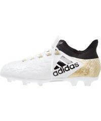 adidas Performance X 16.1 FG Fußballschuh Nocken white/core black/gold metallic