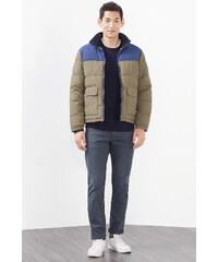 Esprit Tvídový pulovr z měkké směsi vlny