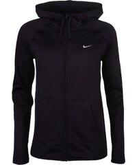 Sportovní mikina Nike Therma dám. fialová
