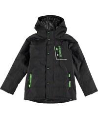 Zimní bunda No Fear Trackside dět. černá