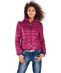 Damen Daunenjacke B.C. BEST CONNECTIONS lila 34,36,38,40,42,44,46