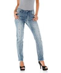 Damen Boyfriend-Jeans LINEA TESINI by Heine blau 34,36,38,40,42,44,46