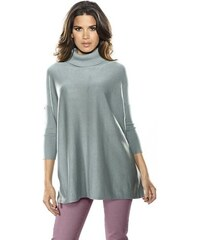 Damen Oversized-Pullover B.C. BEST CONNECTIONS grün 34,36/38,40/42,44/46,48/50,52/54