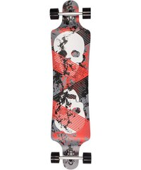 SPORTPLUS Sportplus Longboard Extreme Concave Lowrider Deadtwins SP-SB-107 schwarz