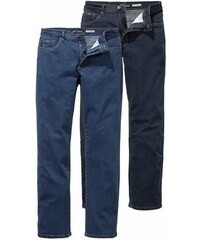 Arizona Stretch-Jeans John (Packung 2 tlg.) blau 44,46,48,50,52,54,56,58,60,62