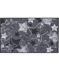 Fußmatte wash & dry grau ca. 40/60 cm,ca. 50/75 cm,ca. 60/180 cm,ca. 60/85 cm,ca. 75/120 cm