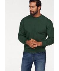 Sweatshirt Fruit of the Loom grün L (52/54),M (48/50),S (44/46),XL (56/58),XXL (60/62)