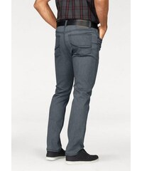 Man s World Stretch-Jeans MAN'S WORLD grau 50,52,54,56,58