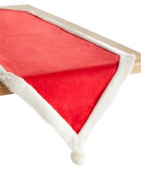 bpc living Tischläufer Santa in rot von bonprix