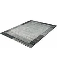 IMPRESSION Teppich Impression Parma 1806 gewebt grau 2 (B/L: 80x150 cm),3 (B/L: 120x170 cm),4 (B/L: 160x230 cm),6 (B/L: 200x290 cm)