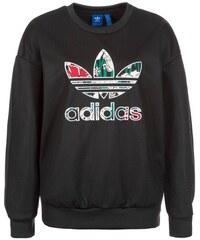 Trefoil Sweatshirt Damen adidas Originals schwarz 34 - XS/S,36 - S,38 - S/M,42 - M/L
