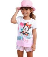 Disney Shirt & Hose mit Minnie Mouse Druck (Set 2-tlg.) für Mädchen Disney rosa 104/110,116/122,128/134,140/146