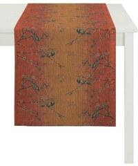 Tischdecke 3303 INDIAN SUMMER APELT orange Tischläufer, 48/140 cm
