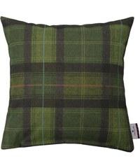 Kissenhüllen SOFT CHECK (1 Stück) Tom Tailor grün 45x45 cm