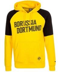 Borussia Dortmund Kapuzenpullover Herren Puma gelb L - 52/54,M - 48/50,S - 44/46,XL - 56/58,XXL - 60/62