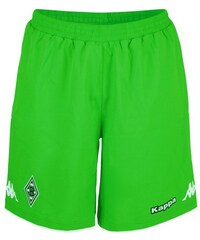 Kappa Kinder Trikotshorts Borussia Mönchengladbach Trikot-Shorts Kids 16-17 grün 116,128,140,152,164