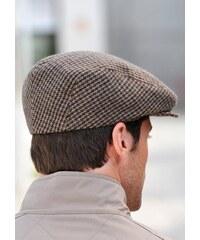 Damen Mütze mit Hutband Baur braun 56,57,58,59,60,61