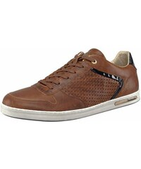 Pantofola d Oro Sneaker Ebice Perforazione Uomo Low PANTOFOLA D'ORO braun 40,41,42,43,44,45,46,47